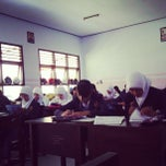 Photo taken at 12IPA4 SMAN 1 Gambiran by Anditya Sentana M. on 1/10/2013