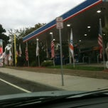Photo taken at Gulf Gas Station by Dawn Marie B. on 9/16/2013