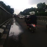 Photo taken at Underpass Pasar Minggu by Kang Mas D. on 6/14/2014