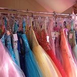 Photo taken at Elaines House Of Brides by Katie H. on 3/29/2014