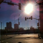 Photo taken at MAX - 18th & Holmes St. by Angielina G. on 11/13/2013