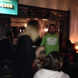 Photo taken at The Eagle by Cansu Pelin A. on 4/16/2014