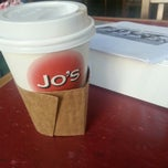 Photo taken at Jo's Coffeehouse, Meadows Cafe by Meagan S. on 9/3/2013
