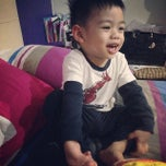 Photo taken at Demak Laut by Mama Cha & Qi on 5/10/2014