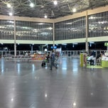 Photo taken at Terminal Rodoviário Frederico Ozanam by Gilmar S. on 10/8/2013