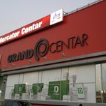 Photo taken at Mercator Grand centar by Fethullah K. on 10/29/2013
