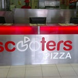 Photo taken at Scooters Pizza by Seef O. on 3/18/2013