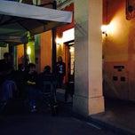 Photo taken at I Sofisti by Stefano T. on 4/26/2014