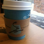 Photo taken at Caribou Coffee by Chelsea H. on 12/27/2012
