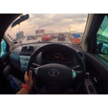 Photo taken at Flyover Petagas by naza m. on 3/26/2014