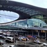 Photo taken at Терминал D / Terminal D by Inna on 11/14/2013