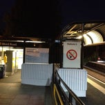 Photo taken at Ilford Road Metro Station by David J. on 9/21/2013