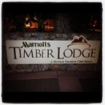 Photo taken at Marriotts Timber Lodge by Kauhi A. on 9/29/2012