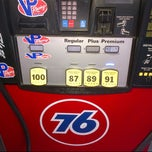Photo taken at 76 Gas Station/ Circle K by Dawn S. on 9/4/2013