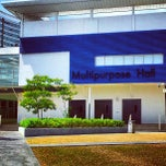 Photo taken at HP Global Center Multipurpose Hall by Faizar A. on 6/19/2013