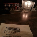 Photo taken at Memphis Soul Cafe & Bar by Kathy B. on 11/21/2012