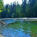 Photo taken at Stamp River Provincial Campground Site 14 by Darrell R. on 9/15/2013