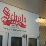 Photo taken at Scholz Garten by Glenda M. on 10/3/2013