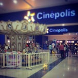Photo taken at Cinépolis by Rafael B. on 2/2/2013
