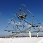 Photo taken at Tetraeder (Halde Beckstraße) by Stefan C. on 2/6/2013