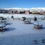 Photo taken at Senirkent Meslek Yüksekokulu by Hamit Y. on 12/12/2013
