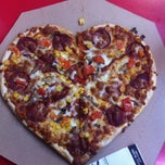 Photo taken at Domino's Pizza by Semahmet K. on 2/14/2015