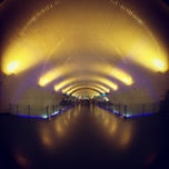 Photo taken at Metro Baixa Chiado PT Bluestation [AZ,VD] by Pedro B. on 12/7/2012