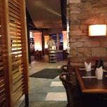 Photo taken at Hiro Japanese Steakhouse and Sushi Bar by Dru V. on 2/24/2013
