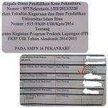 Photo taken at Universitas Islam Riau (UIR) by Anggita R P. on 3/29/2014