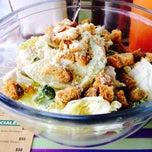 Photo taken at Food & Salads by Jane C. on 12/2/2014
