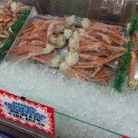 Photo taken at Shoreline Seafood by Joel B. on 8/19/2013