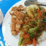 Photo taken at Humanities Canteen by Wolranittha S. on 3/10/2015