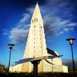 Photo taken at Hallgrímskirkja by Matthew L. on 6/30/2013