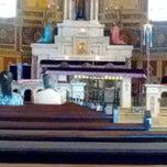 Photo taken at Igreja de Santo Antônio by Gabriel P. on 3/22/2015