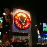 Photo taken at Buffalo Wings & Rings by Ron W. on 12/17/2012