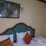 Photo taken at Ao Nang Village Resort by Daria P. on 12/21/2013