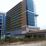 Photo taken at Four Points by Sheraton by Neel kamal S. on 7/13/2013