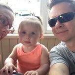 Photo taken at Marker 4 Oyster Bar by Jennilee L. on 10/6/2014