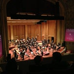 Photo taken at Copley Symphony Hall by Erica G. on 2/11/2013