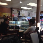Photo taken at Boston Shwarma by Claretny C. on 1/30/2014