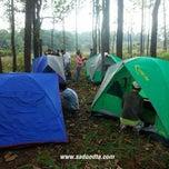 Photo taken at Banrai Jomthong Resort & Camping by Nut B. on 10/21/2013