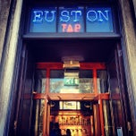 Photo taken at The Euston Tap by Marco C. on 5/1/2013