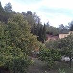Photo taken at Atzeneta d'Albaida by Noé A. on 10/19/2013