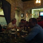 Photo taken at Five 21 at The Oread by Brian G. on 8/4/2013