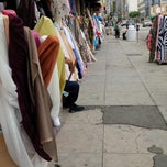 Photo taken at Fabric District by Ruben N. on 7/11/2013