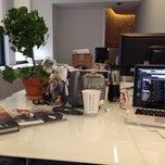 Photo taken at TechCrunch NY HQ by Steve L. on 3/20/2014