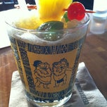 Photo taken at Trader Vic's by beakatude on 3/1/2012