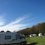 Photo taken at West Runton Camping and Caravanning Club Site by Laura C. on 4/30/2012