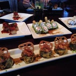 Photo taken at RA Sushi by Ashley K. on 9/30/2013