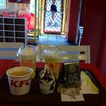 Photo taken at KFC by Puspa S. on 12/13/2014